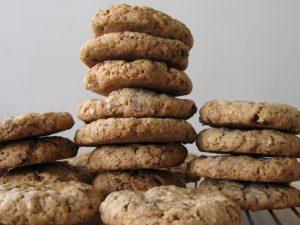 עוגיות שוקולד צ'יפס במאתיים וחמישים דולר