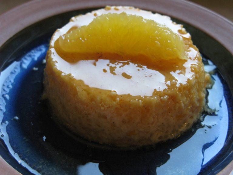 קרם קרמל תפוז