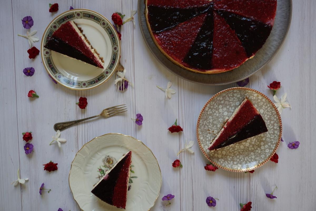 עוגת גבינה בסגנון ניו יורק
