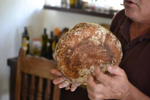 אוגוסט של אפיה – חלק ראשון ומתכון ללחם שיפון