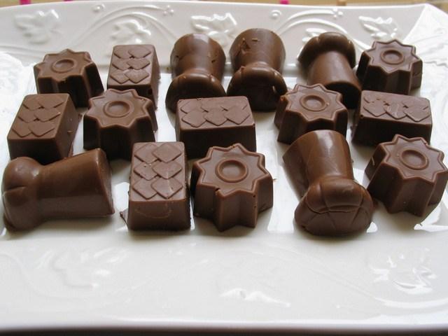 יש לי שוקולד בתחתונים – פרלינים ביתיים מושלמים שכל אחד יכול להכין