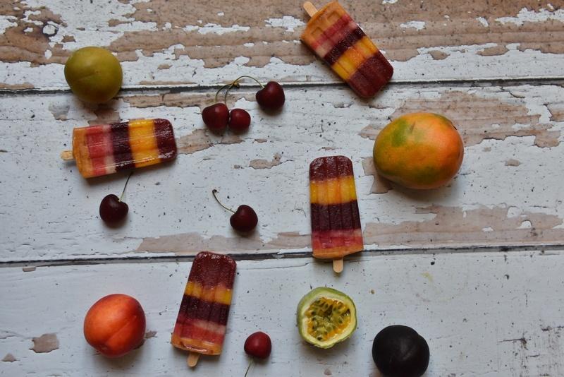 קרטיבים ביתיים בטעמי פירות