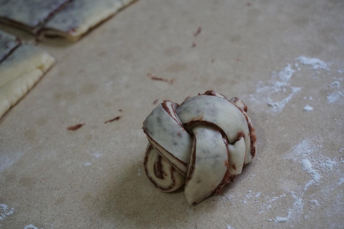 עיצוב כדורי בצק