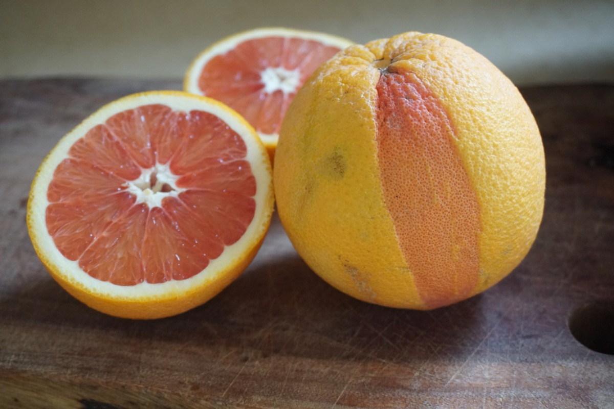 תפוזי דם לעוגה