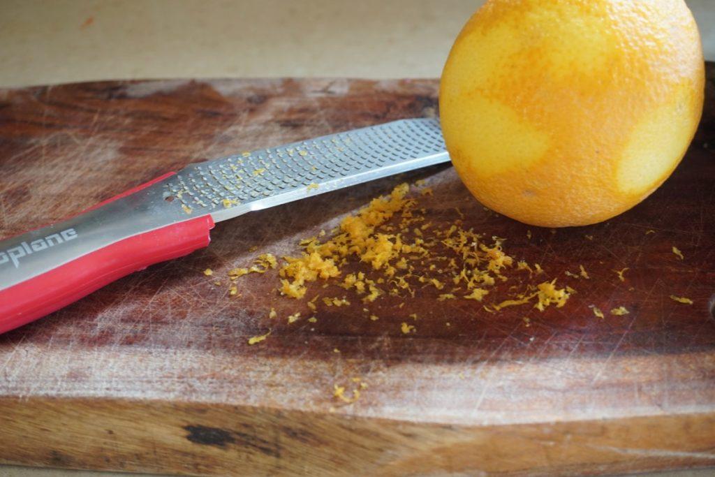 גרידת תפוז